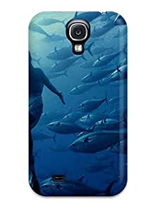 Hot New Samsung Galaxy S2 Fish Case Cover For Galaxy S4 With Perfect Design