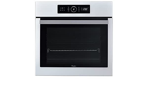 Horno encastrable pyrolyse Whirlpool akz6290wh: Amazon.es: Grandes ...
