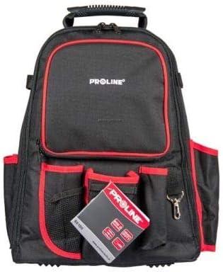 Backpack Fur Werkzeug 13 Proline 62100 Werkzeugrucksack Werkzeugtasche Techniker Tool Rucksack Amazon De Baumarkt