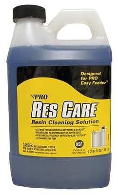 Water Softener Cleaner, Liquid Resin