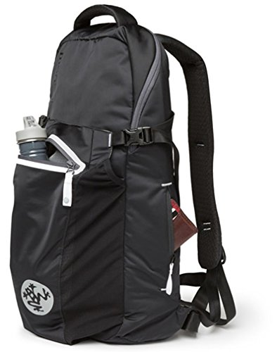 Manduka Go Free Yoga Mat Backpack, Black