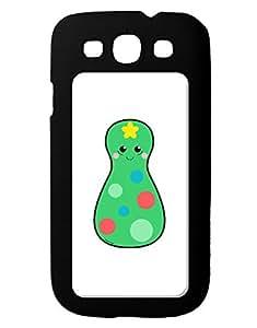 TooLoud Cute Christmas Tree Matryoshka Nesting Doll Galaxy S3 Case