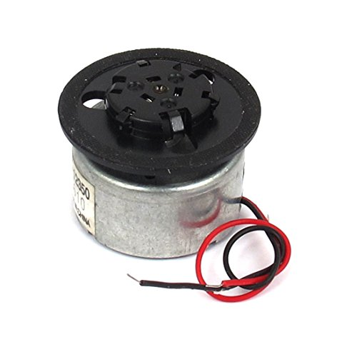 Price comparison product image uxcell Uxcell(R) DC 3V 24mm Base Car VCD DVD Player Spindle Motor w Trayer Holder