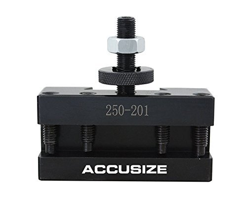 Accusize - BXA Turing and Facing Holder, Quick Change Tool Holder, 0250-0201 Accusize Co.Ltd.