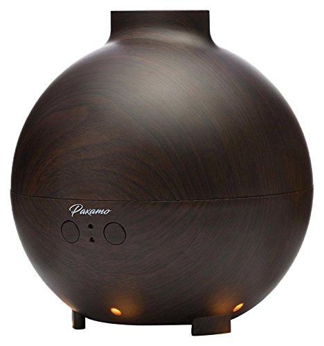 Paxamo 600ml Ultrasonic Oil Diffuser, High Capacity Globe Diffuser, Premium...