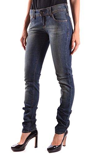 Blu MCBI130031O Jeans Galliano Donna Cotone cA7nT8x4