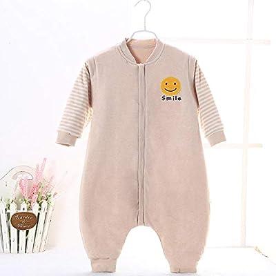 WTFYSYN Saco de Dormir de algodón cálido para bebé,Saco de Dormir ...