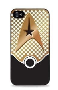 Star Trek Communicator Apple iPhone 4 / 4S Hard Case - Black - 520