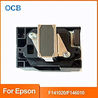 Amazon.com: Printer Parts F141020 F146010 Yoton - Cabezal de ...