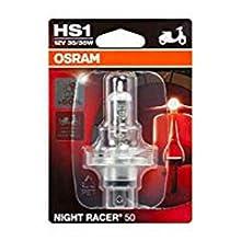 Osram 64185NR5-01B Lámpara Halógena para Faro de Motos, Other