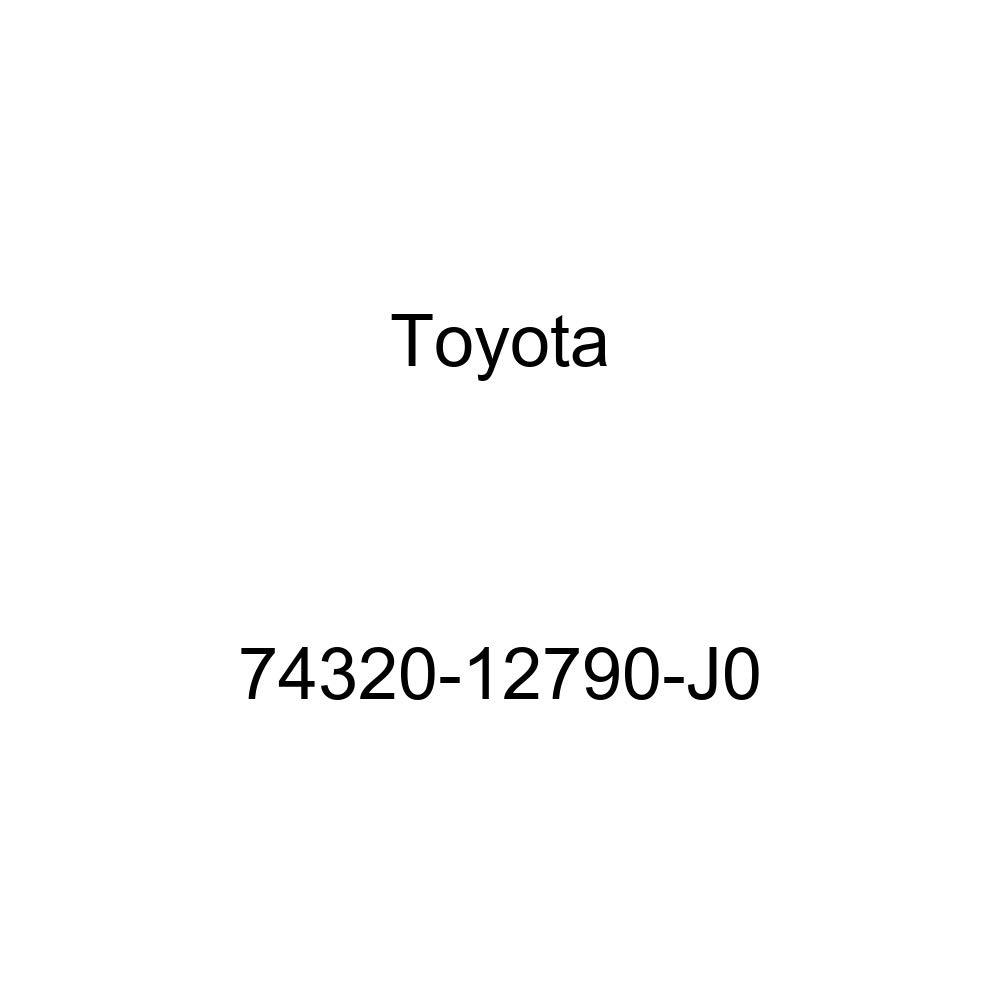 TOYOTA Genuine 74320-12790-J0 Visor Assembly