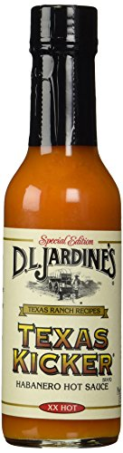 - D.L. Jardine's Texas Kicker Habanero XX Hot Sauce, 5 Ounce