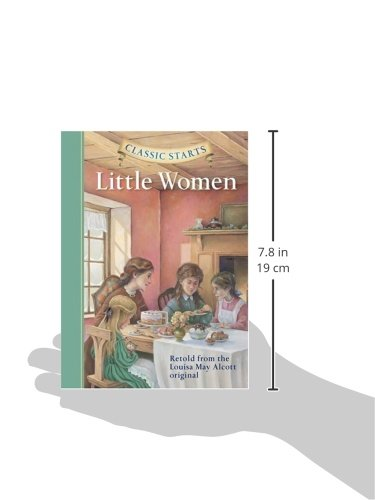 Classic-Starts-Little-Women-Classic-Starts-Series