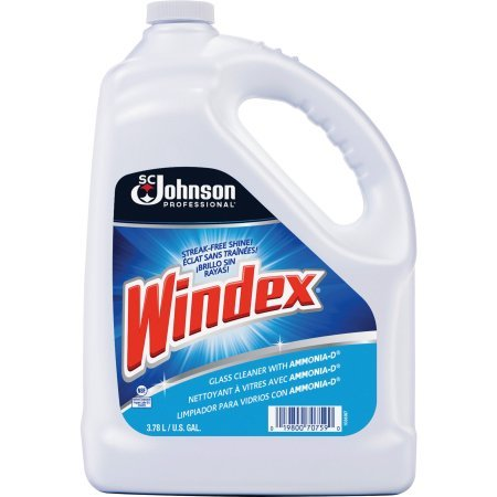 Windex Powerized Glass Cleaner Refill - 4 Gallon by Windex