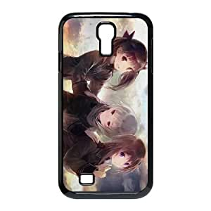 so ra no wo Samsung Galaxy S4 9500 Cell Phone Case Black xlb2-035615