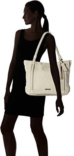 Nadya Borse B Shopping x Light Grau a secchiello 13x33x35 Grey Tamaris T cm Bag Donna H dtRFqwdBx