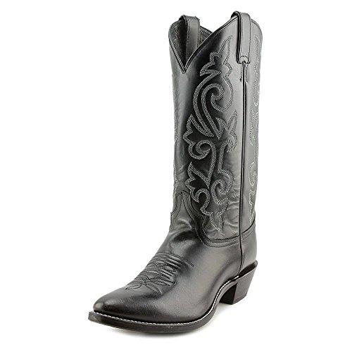 "Justin Boots Men's 13"" Western Boot Medium Round Toe,Black L"