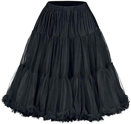 Banned Lifeforms Petticoat Jupe Menthe Noir