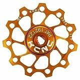 KCNC 1PC Jockey Wheel Pulley Ultra Light 12T Bike