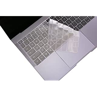Leze - Huawei MateBook X Pro Keyboard Cover, Ultra Thin Soft Keyboard Cover Protector for Huawei MateBook X Pro - TPU