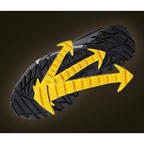 Scarpe Inverno Impermeabile 5 Scivolo Anti Stivali Pelliccia Escursionista Foderato Pelle Botas Caldo Hombre 12 Caviglia Completamente Brown Lavoro Size5 RgqcW6BFw5