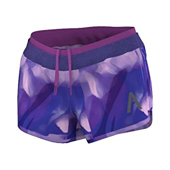 0426d8228 adidas AK M10 Shorts Tennis Sports Performance Women Purple Women's S13262