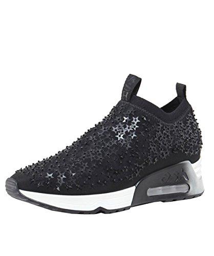 Lighting Donna Footwear Sneaker Scarpe Nero Ash Hwxqf
