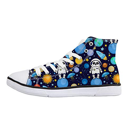 Pantofole Donna Stivaletto Galaxy a Planet Coloranimal S1Fqfwq
