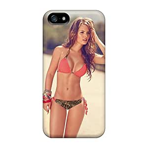 Iphone 5/5s Case Cover Skin : Premium High Quality Melissa Giraldo Case
