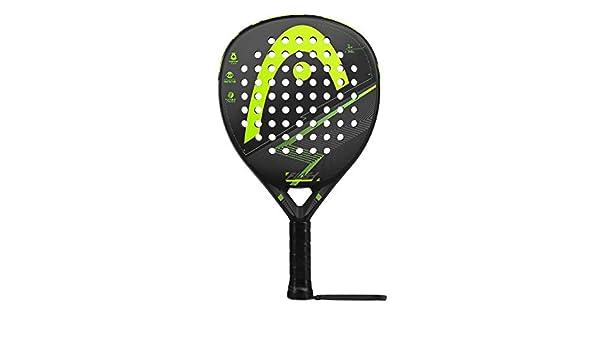 Head Flash Pala de pádel de Tenis, Hombre, Negro/Verde, 0.365: Amazon.es: Deportes y aire libre