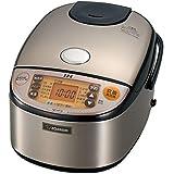 象印 炊飯器 IH式 1升炊き ステンレス NP-HF18-XA