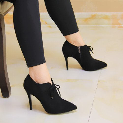 De Alto Botas Alto KPHY Llevaban Zapatos Botas Negras Simple Alto Zapatos Tacon Y De De Mujer Zapatos Tacon Tacón black De Martin Botas wttrzXaq