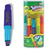 Play Visions Color Swirl Crayons