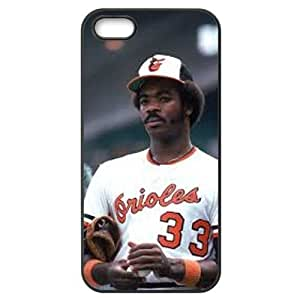 MLB iPhone 5,5S Black Baltimore Orioles cell phone cases&Gift Holiday&Christmas Gifts NADL7B8824015