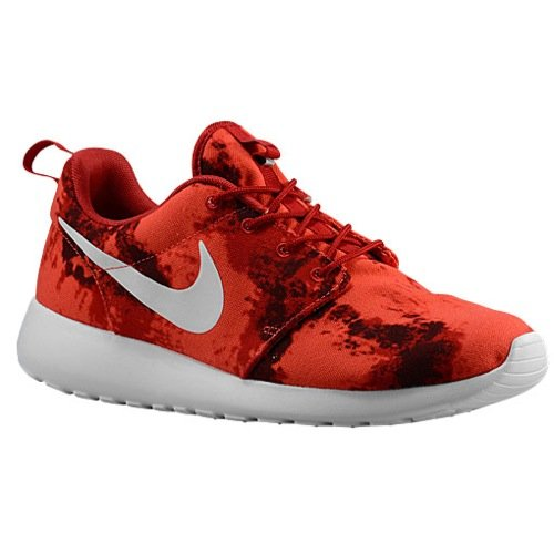 new arrival 42f0c c69b5 Galleon - NIKE Roshe One Print (13, Gym Red Deep Burgundy-White)