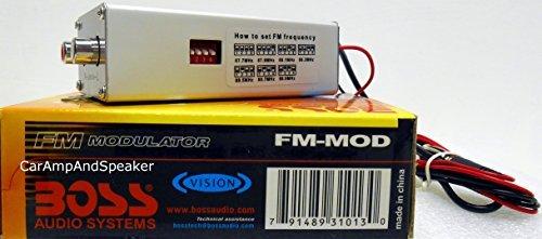 BOSS Audio FM MOD Boss Modulator