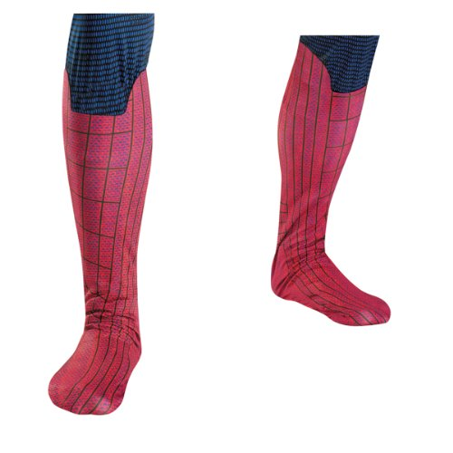 Spider-Man Movie Boot Covers Costume Accessory