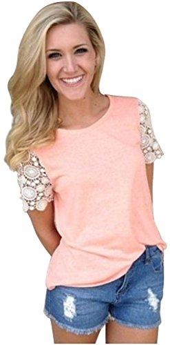 abd-womens-summer-lace-short-sleeve-shirt-tops-casual-blouse-tank-tops
