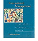 img - for [(International Management: A Cultural Approach )] [Author: Carl Rodrigues] [Aug-2000] book / textbook / text book