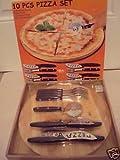 10 pcs Pizza set : Twin Towers Trading