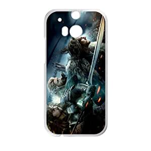 The Hobbit HILDA0004327 Phone Back Case Customized Art Print Design Hard Shell Protection HTC One M8