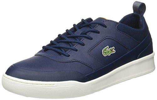 Lacoste Explorateur Sport, Sneaker Uomo Blu (Nvy)