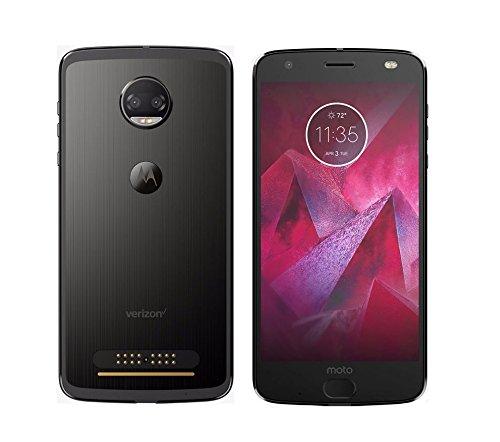 Motorola Moto Z2 Force XT178901 64GB Super Black ( Verizon Wireless )