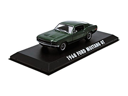 Greenlight Collectibles - 86431 - Ford - Mustang Shelby - Bullit - Échelle 1/43