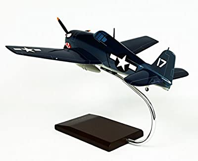 Mastercraft Collection Grumman F6F-3 F6F Hellcat World War II Pacific Fighter Aircraft Plane Airplane USN Navy USMC Marine Corps Royal Navy Model Scale:1/32