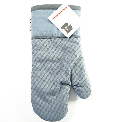 Compare price to silver silicon oven mitt - Kitchenaid oven gloves ...