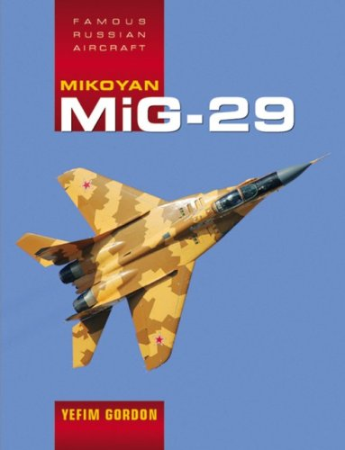 Mikoyan MiG-29 (Famous Russian Aircraft)