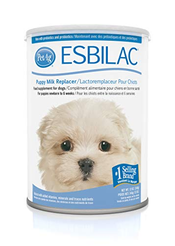 Esbilac® Powder Milk Replacer for Puppies & Dogs 12oz (Dog Formula Milk)