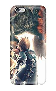 USMONON Phone cases For Iphone Protective Case, High Quality For Iphone 6 Plus God Eater Skin Case Cover