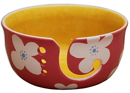 Large Yarn Bowl - Paint Your Own Ceramic Keepsake